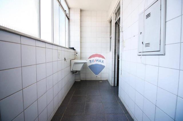 Apartamento com 3 quartos, 120 m² em excelente localização no estoril - Foto 9
