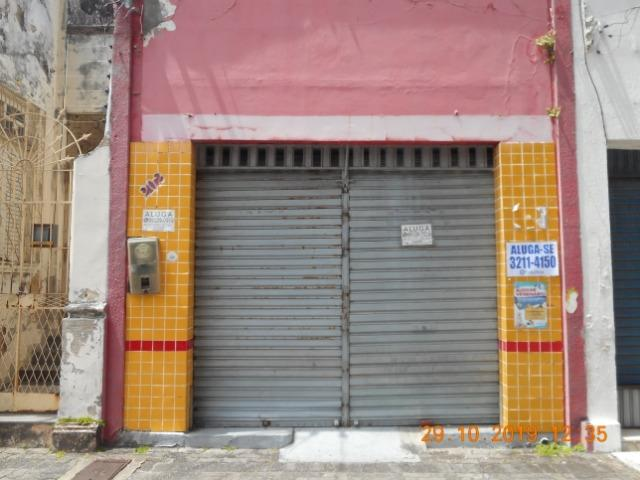 Alugo Loja comercial rua estancia bairro centro