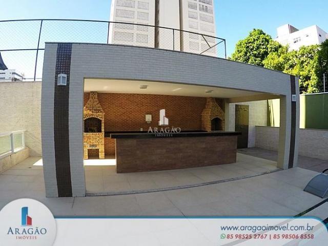 Apartamento com 3 dormitórios à venda, 121 m² por r$ 800.000,00 - aldeota - fortaleza/ce - Foto 17