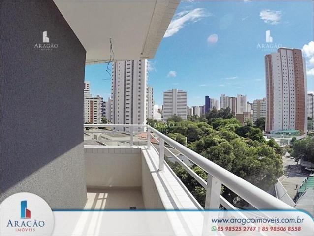 Apartamento com 3 suítes à venda, 94 m² por r$ 780.000 - aldeota (repasse de particular) - Foto 11