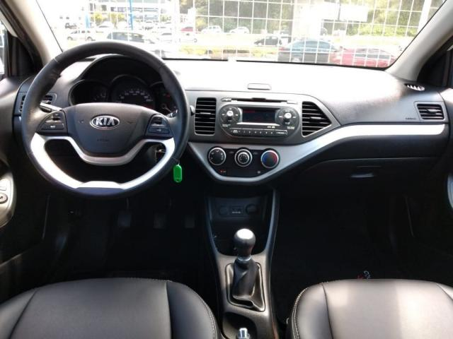 KIA PICANTO 2013/2013 1.0 EX 12V FLEX 4P MANUAL - Foto 6
