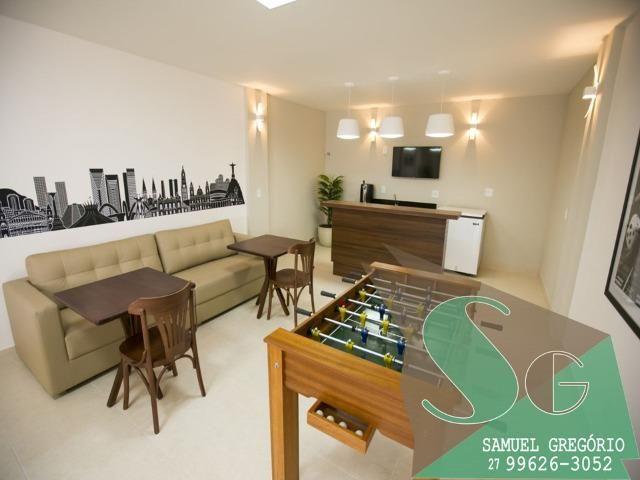SAM - 04 - Condomínio Via Sol - 48m² - Entrada em até 48x - Serra, ES - Foto 6