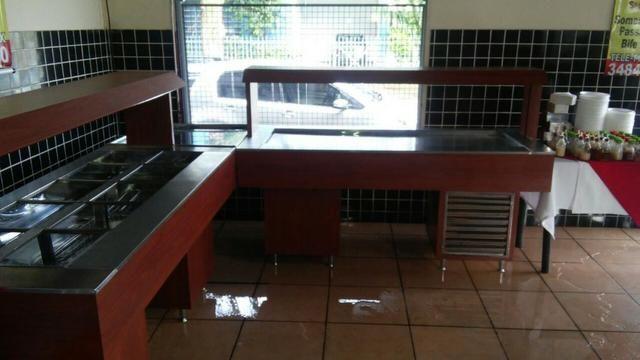 Self service, balcões, banho Maria e montagem de restaurante - Foto 3