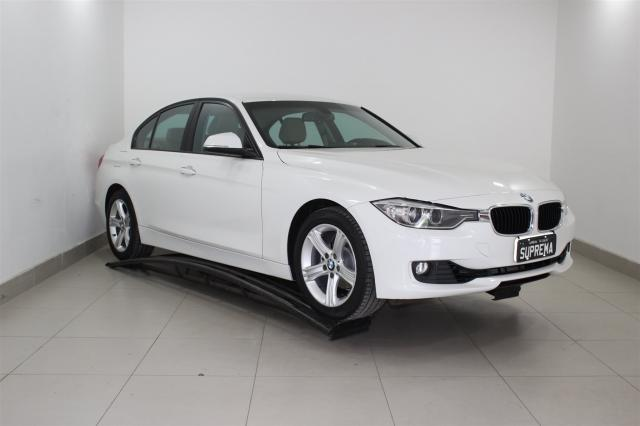 BMW 320I 2013/2014 2.0 16V TURBO GASOLINA 4P AUTOMÁTICO