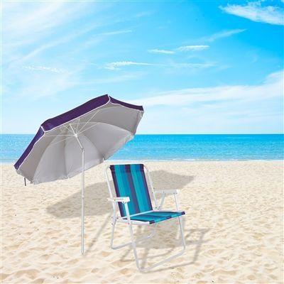Cadeira de praia de alumínio  - Foto 3
