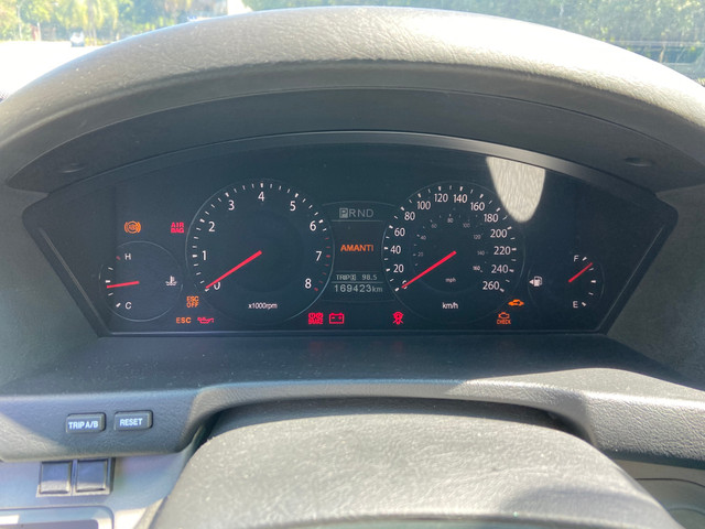 Kia Opirus 3.5 V6 Top Completo Blindado Imbra - Foto 5