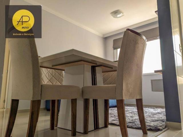 Apartamento com 1 dormitório para alugar, 46 m² - Centro Cívico - Mogi das Cruzes/SP - Foto 11