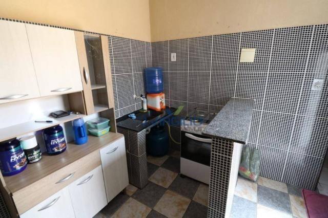 Área com 10 Kitnets à venda, 320 m² por R$ 640.000 - Vila Santa Helena - Goiânia/GO - Foto 4