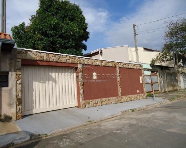 Casa à venda com 3 dormitórios em Parque odimar, Hortolândia cod:CA0301