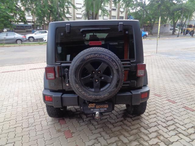 WRANGLER 2015/2015 3.6 UNLIMITED SPORT 4X4 V6 GASOLINA 4P AUTOMÁTICO - Foto 4
