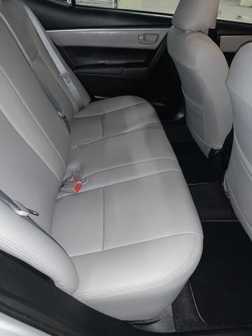 Toyota corolla gli 2018 automático c/ central multimídia impecável!!! - Foto 15