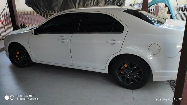 Fusion 2011completo todo revisado carro perfeito sem detalhes - Foto 6