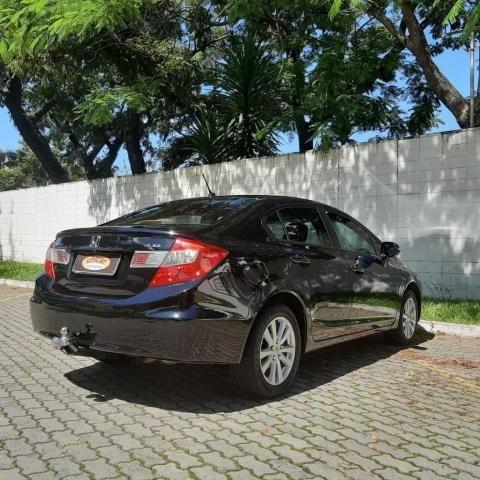 Civic Sedan LXS 1.8 1.8 Flex 16V Aut. 4p - Foto 7
