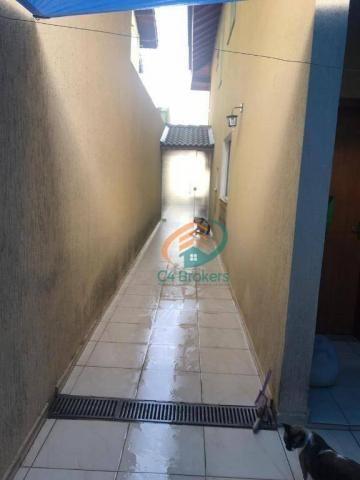 Sobrado à venda, 149 m² por R$ 720.000,00 - Bosque Maia - Guarulhos/SP - Foto 14