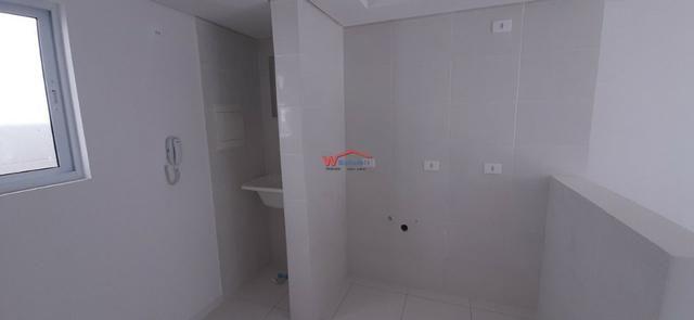 Apartamento com 2 dormitórios à venda, por R$ 184.000,00 ? Santa Cândida ? Curitiba/PR - Foto 3