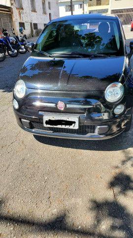 Fiat 500 - Ano 2012/2012 - Foto 2
