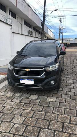 Chevrolet spin 2019/2020 1.8 activ7 8v flex 4p automático