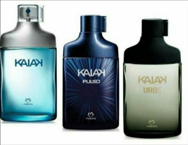 Perfumes Kaiak Natura