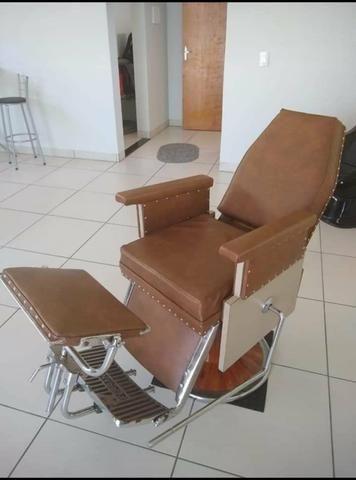 Cadeira de Barbeiro Ferrante anos 60