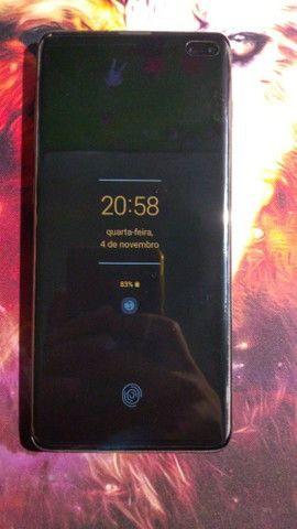 Galaxy S10 plus ceramic black 512Gb