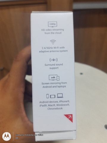 Chromecast 2 , novo na caixa  - Foto 4