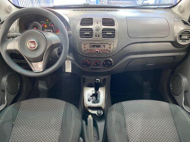 Fiat Grand Siena Essence Automatico 2013 Completissimo - Foto 8