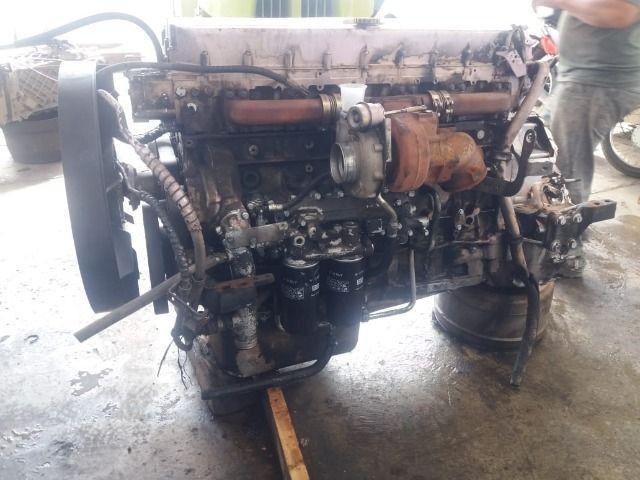 Motor Stralis 460 - Foto 2