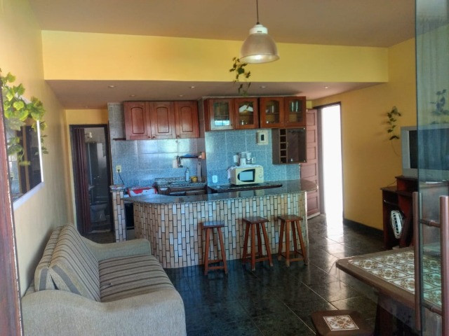 Apartamento temporada  quarto/sala co vista para a lagoa em Iguaba - Foto 5