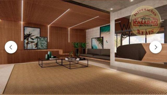 Apartamento com 2 dormitórios à venda, 83 m² R$ 442.000,00 -Canto do Forte, Praia Grande - Foto 14