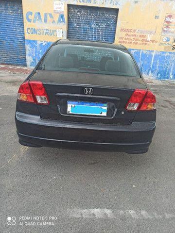 Honda civic 2005 16v 1.7 - Foto 2