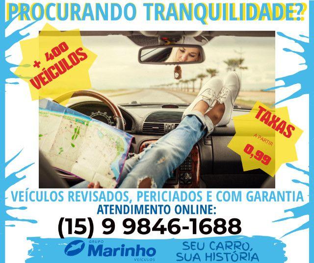 Civic Touring CVT 1.5 Top De Linha / Teto Solar / Baixo KM - Foto 14