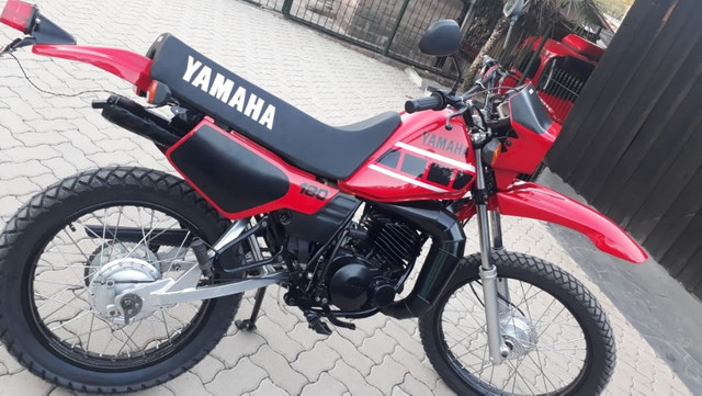 Moto Dt 180 - Foto 6