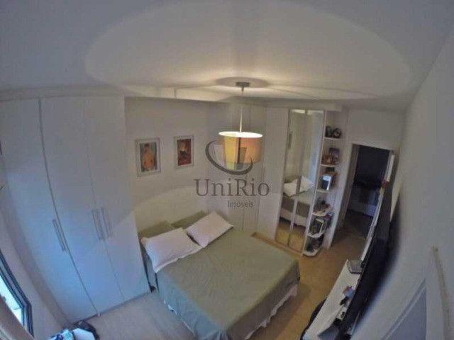 Cod: FRAP20859 - Apartamento 82m² com 3 quartos - Freguesia - RJ - Foto 3