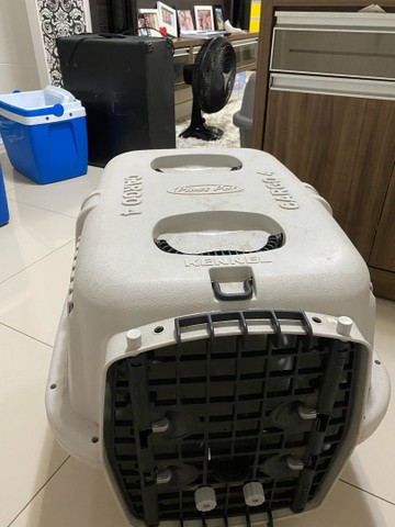 caixa de transporte de animais kennel cargo 4  - Foto 2
