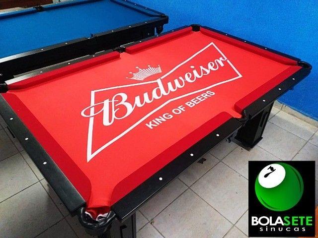 Sinucas Personalizadas Budweiser A Partir De R$ 1.290,00 - Foto 2