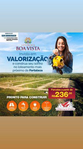 Loteamento Boa Vista, com excelente localização e próx de Fortaleza! - Foto 12