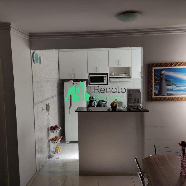 Apartamento à venda com 2 dormitórios em Kennedy, Contagem cod:444 - Foto 19