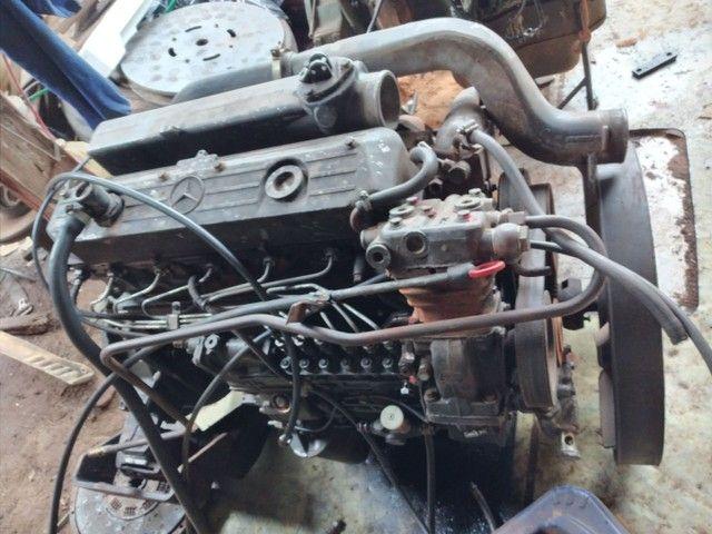 Motor Mercedes 1721 - Foto 2