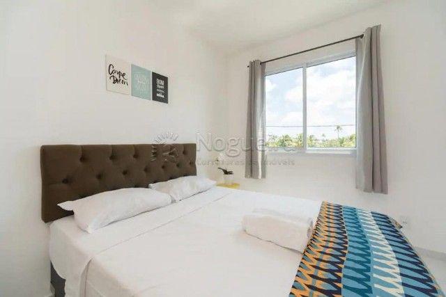 JO-Lindo apartamento mobiliado com 3/4 em Muro Alto - Foto 4