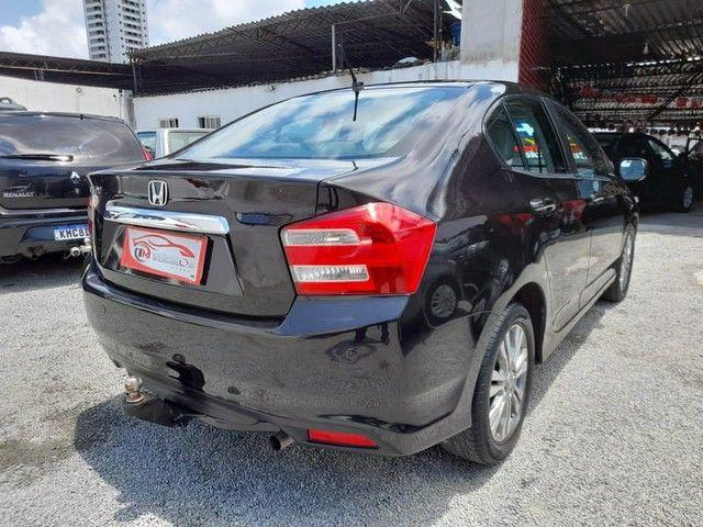 Honda CITY 2014 LX 1.5 4P FLEX AUTOMÁTICO - Foto 9