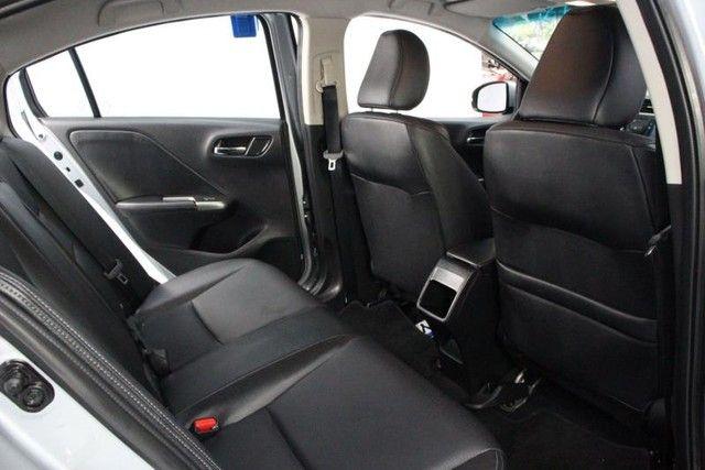 HONDA CITY 1.5 EXL 16V FLEX 4P AUTOMÁTICO - Foto 14