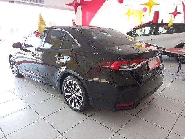 Corolla Altis Hybrid Premium AT 1.8 4P *blindado *blindagem udura eternity - Foto 5