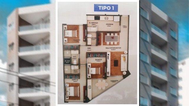 Residencial Distak - Aptos 3 quartos e infraestrutura no Centro de Itabuna-BA - Foto 2