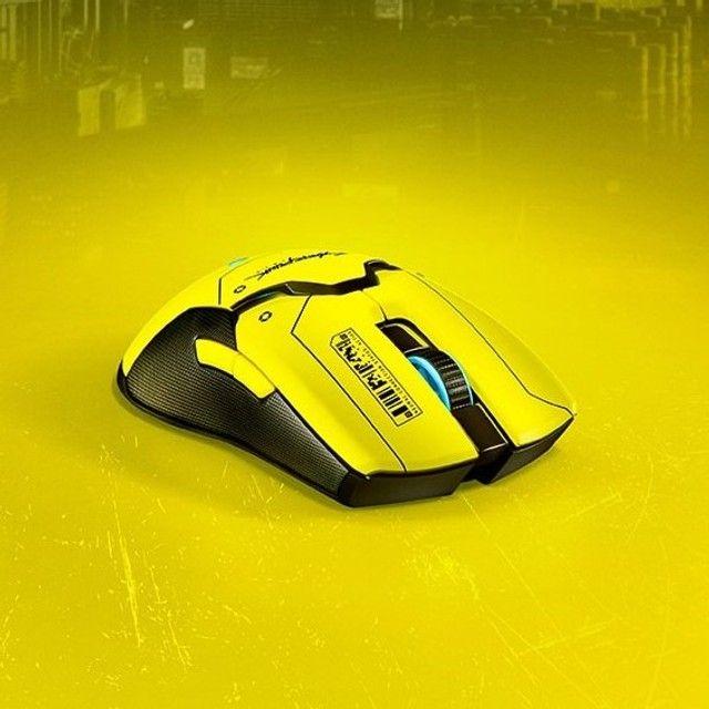 Mouse Gamer Viper Ultimate Cyberpunk 2077 Razer