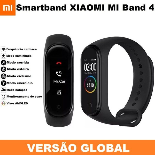 xiaomi  smartwatch mi band 4