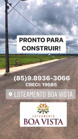 Loteamento Boa Vista, com excelente localização e próx de Fortaleza!