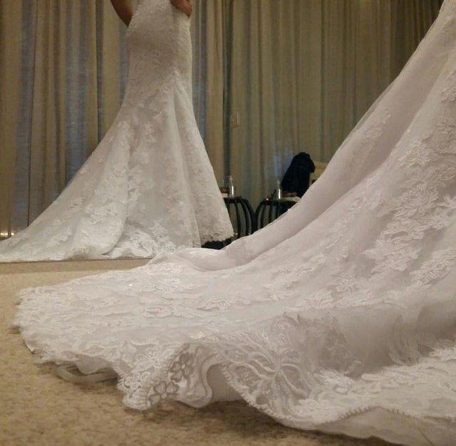Vestido de Noiva Pronovias  - Foto 4