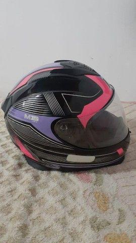 Vende-se capacete feminino - Foto 3