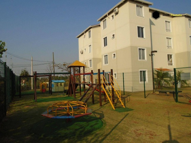 Apartamento com 2 dormitórios para alugar, 55 m² por R$ 1.100,00/mês - Rita Vieira - Campo - Foto 16