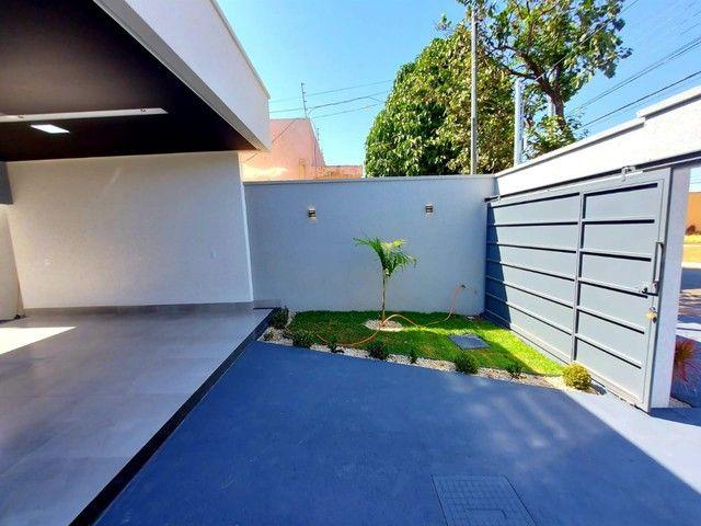 Casa para venda com 125 metros quadrados com 3 quartos no Residencial Veredas dos Buritis - Foto 2